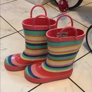 Carters rain boosts for girls
